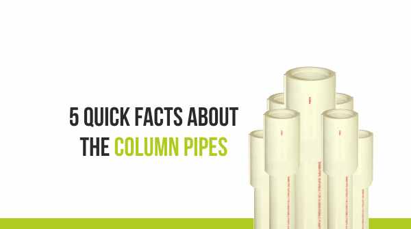 5 Quick Facts About The Column Pipes